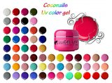 Coconails Uv color gel_