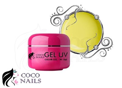 Coconails Uv color gel