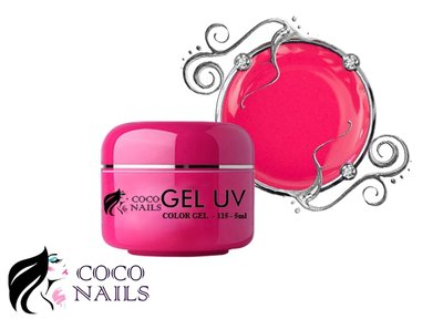 Uv Neon gel 5ml. Roze