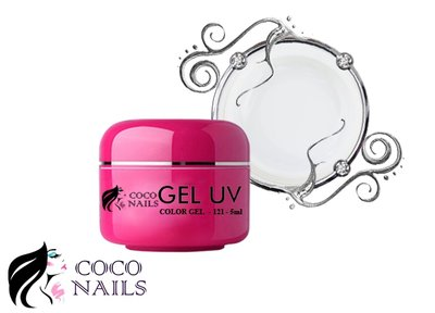 Uv Neon gel 5ml. Wit