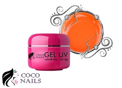 Uv Neon gel 5ml. Zalm